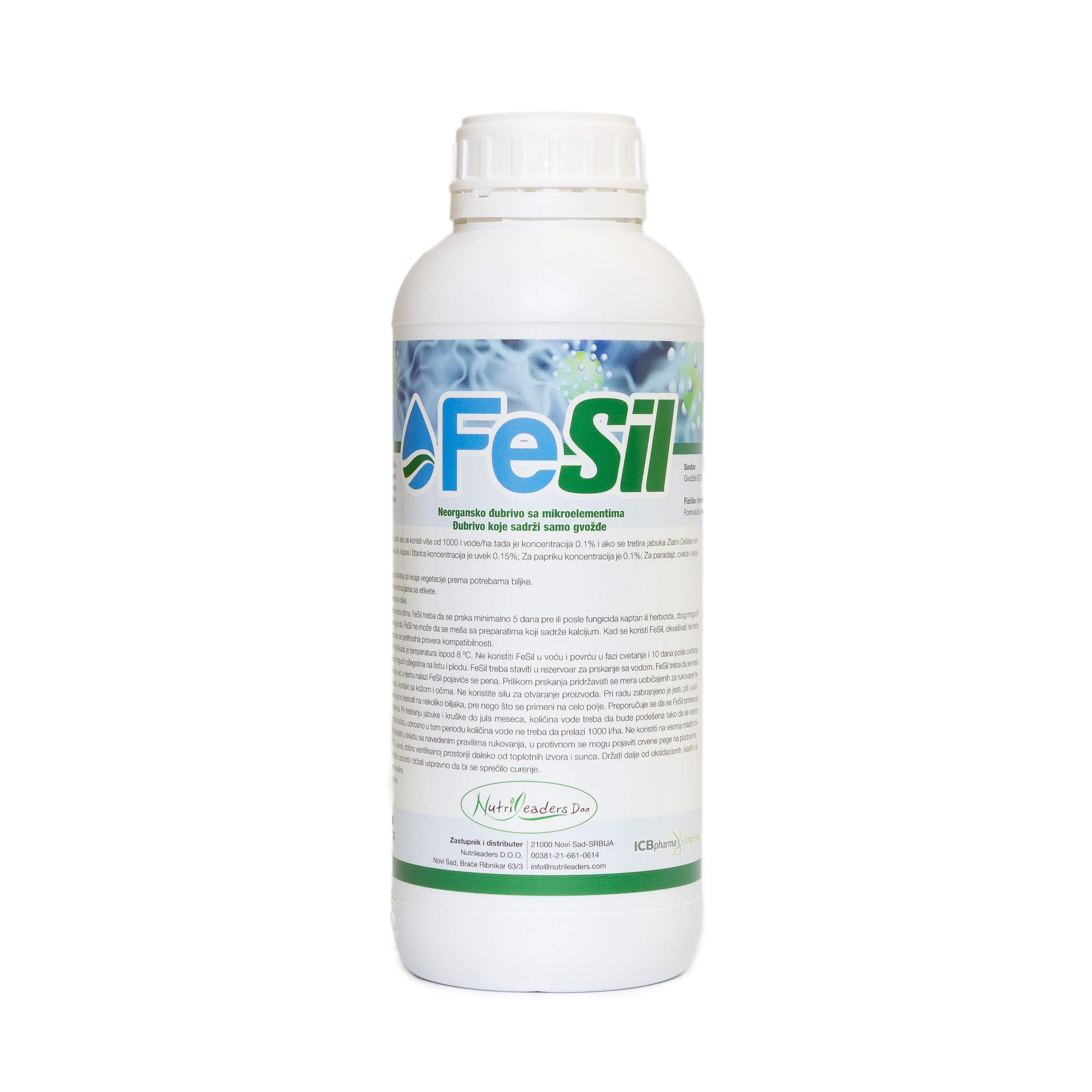 Za suzbijanje crvenog voćnog pauka koristite FESIL –  0,1% .