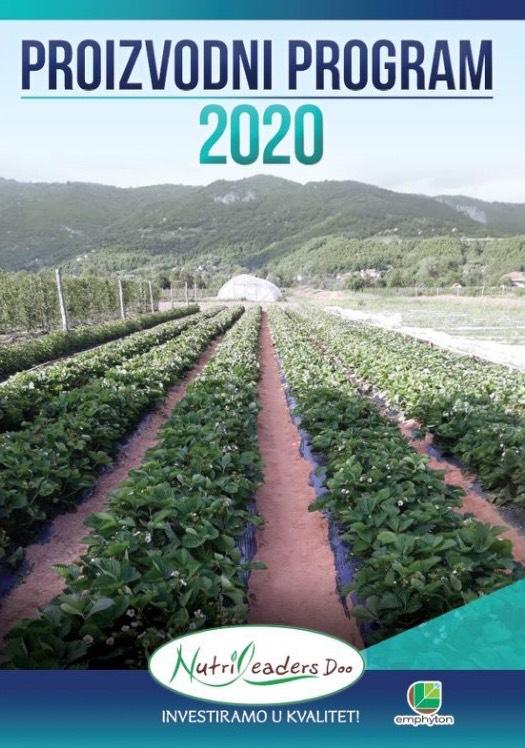 Nutrileaders katalog za 2020.godinu